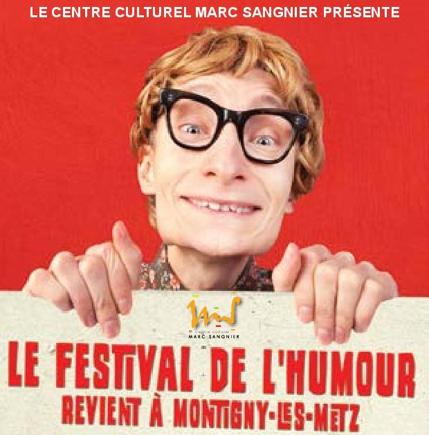 Festival de l'humour 2013 à Montigny-lès-Metz
