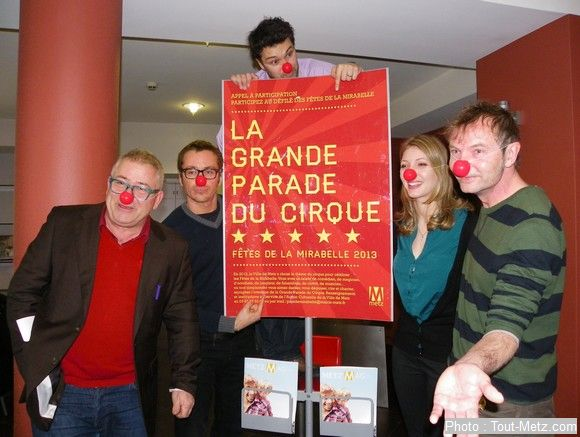 Participez aux Fêtes de la Mirabelle Metz 2013