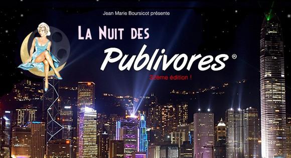 Nuit des Publivores 2013 à Saint-Dié des Vosges