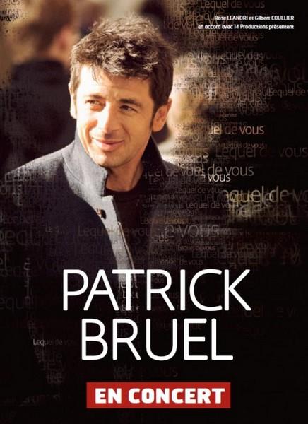 Patrick Bruel en concert aux Arènes de Metz