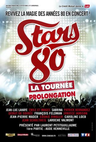 """Stars 80"" au Galaxie d'Amnéville"