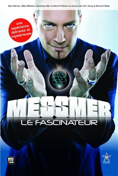 Soirée d'hypnose aux Arènes de Metz avec Messmer