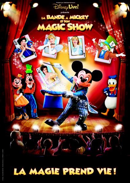 La magie de Disney en live aux Arènes de Metz