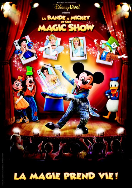 bande_a_Mickey_et_magic_show