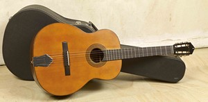 La dernière guitare de G.Brassens. photo : Rémi Villaggi