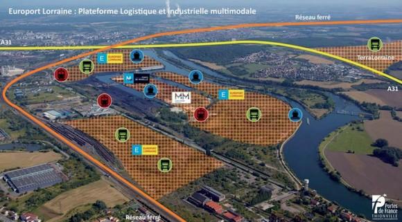 Image : Portes de France