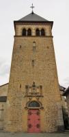 L'Eglise Saint-Rémy de Vaux.