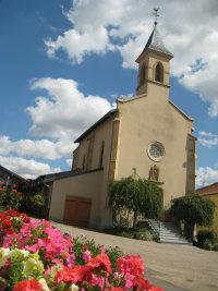 Chapelle Saint-Barthélémy de Coin-Les-Cuvry