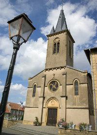 Eglise Saint Jean-Baptiste d'Augny