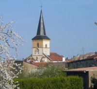 Eglise Saint-Clément de Lorry-lès-Metz