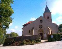 Eglise Sainte-Brigide
