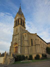 Eglise fortifiée Saint-Martin