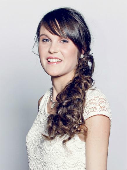 Elise Parrat Miss Moselle 2013