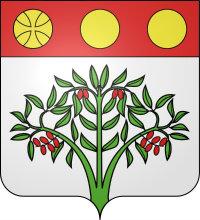 Blason de Lorry-lès-Metz