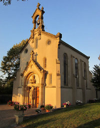 Chapelle Notre-Dame de la Salette-Villers l'Orme