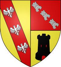 Blason de Pounoy-la-Chétive