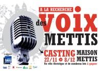 Les voix du Mettis dévoilées, écoutez les !