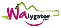 Nouveau logo pour le parc Walygator