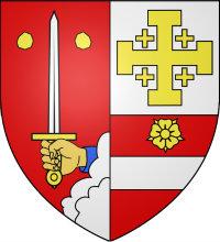 Blason de Montigny-lès-Metz