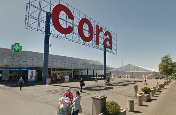Cora borny tout metz - Cora en ville metz ...