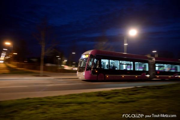 Metz : bus spéciaux et Mettis toutes les 15 minutes le 14 juillet