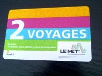 Le Met' et ses nouveaux tarifs pour les tickets de bus à Metz