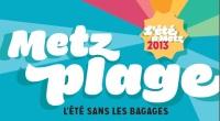 Metz Plage 2013 :  le programme complet