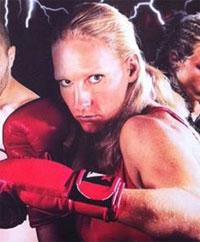 Anne-Sophie Mathis, lorraine, championne du monde de boxe