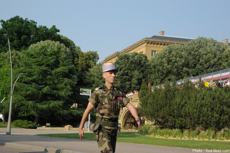 Photo of Photos du défilé militaire de Metz – 13 juillet 2013
