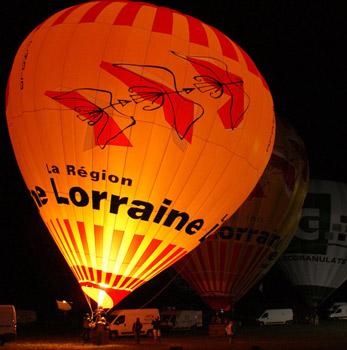Lorraine Mondial Air Ballon : c'est parti pour 10 jours de rêve en montgolfière