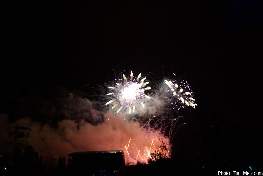 15.000 personnes aux concerts et au feu d'artifice de la mirabelle (photos)