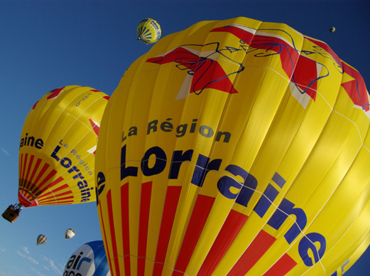 Le Lorraine Mondial Air Ballons est-il à vendre ?
