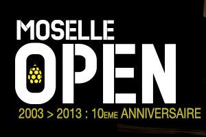La liste des joueurs du Moselle Open 2013 dévoilée