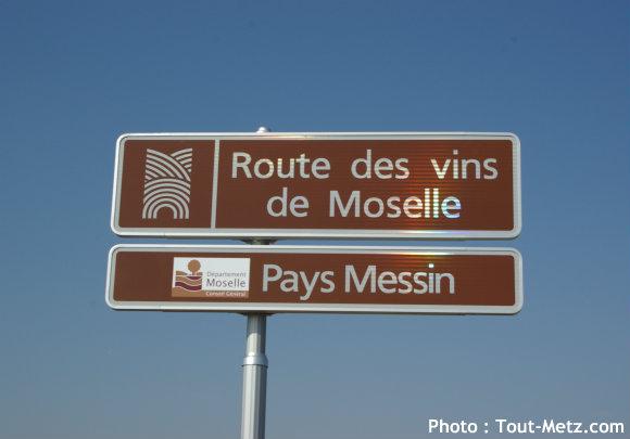 La route des vins de Moselle en pays messin est ouverte