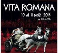 Vita Romana 2013 au Parc de Bliesbruck Reinheim