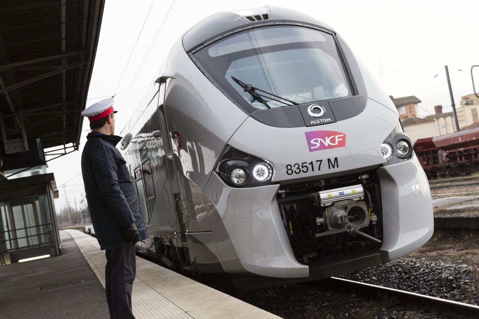 Régiolis : les nouvelles rames enfin sur les rails dans les Vosges