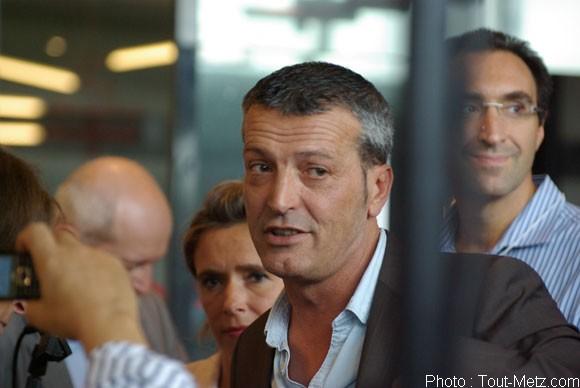 Edouard Martin tête de liste PS aux élections européennes