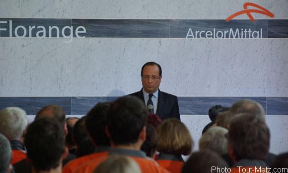 François Hollande de retour en Lorraine le 24 novembre