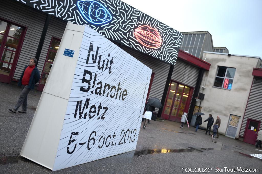 Photo de Nuit Blanche 6 : Metz au Pays des Merveilles numériques (photos)
