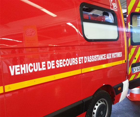 Longwy (54) : un choc frontal fait 2 morts et 3 blessés