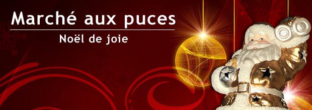 Metz : le marché aux puces Noël de joie se met aux couleurs locales