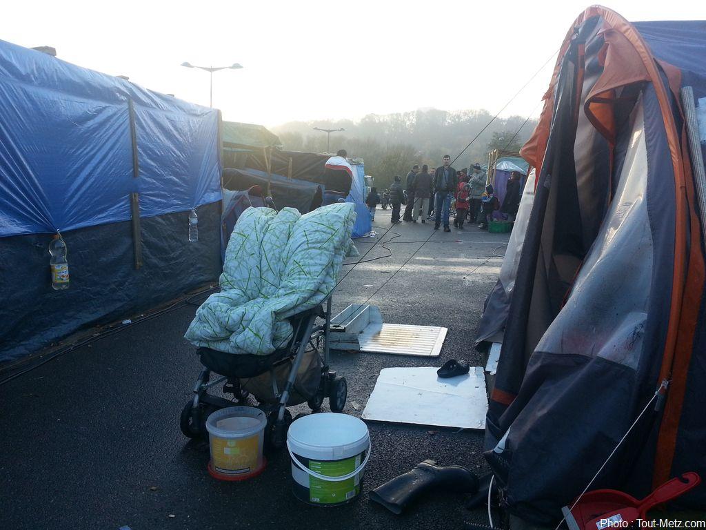 Photo of Metz : le camp de demandeurs d'asile à Blida démantelé avant l'hiver