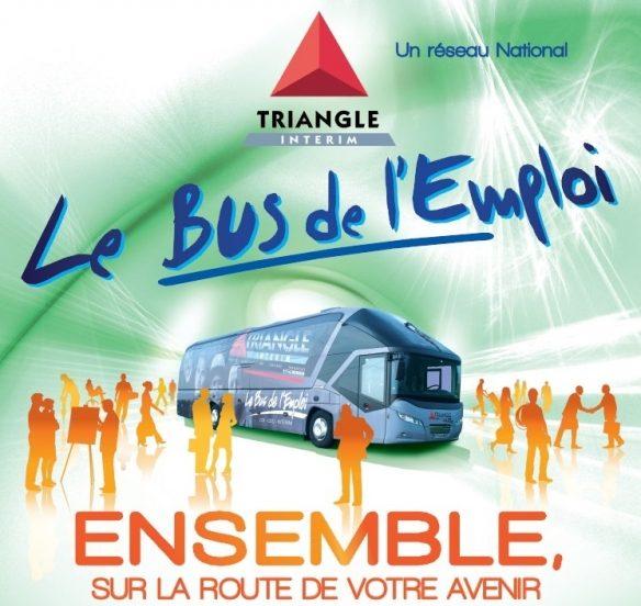 Le Bus de l'emploi à Forbach les 20 et 21 novembre