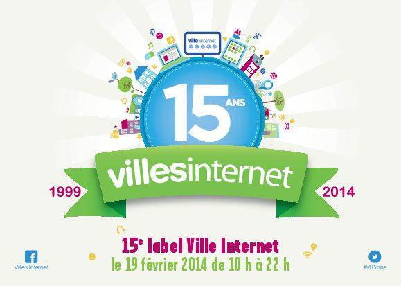 Villes Internet : 22 villes lorraines participent en 2014