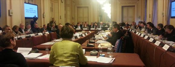Dernier conseil municipal de l'année 2013. Photo : Tout-Metz.com