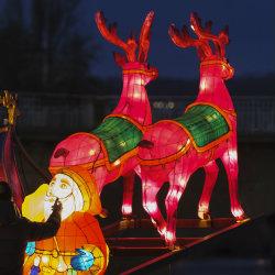 Photo of Photo reportage : le sentier des lanternes de Noël à Metz