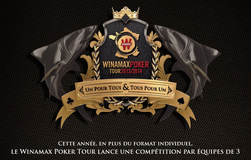 Deux étapes messines pour le Winamax Poker Tour 2013/2014