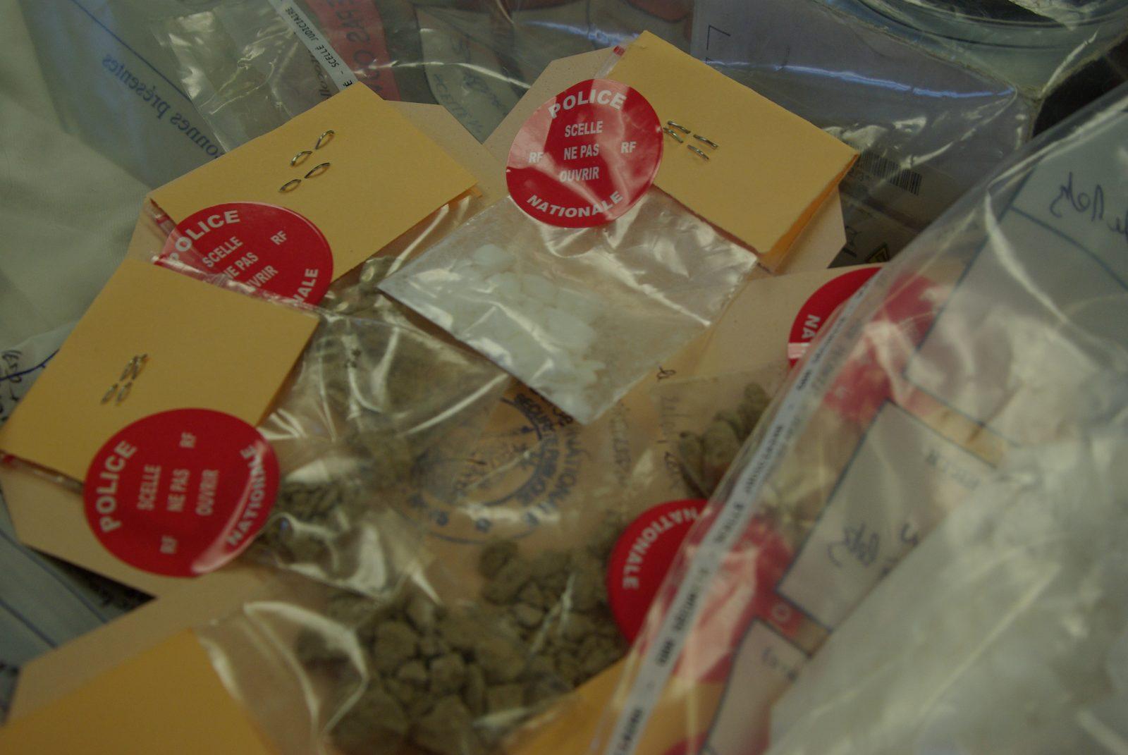 Des armes, de la drogue et de l'argent liquide saisies à Woippy