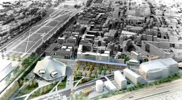 Photo de Centre des Congrès à Metz : un projet retenu