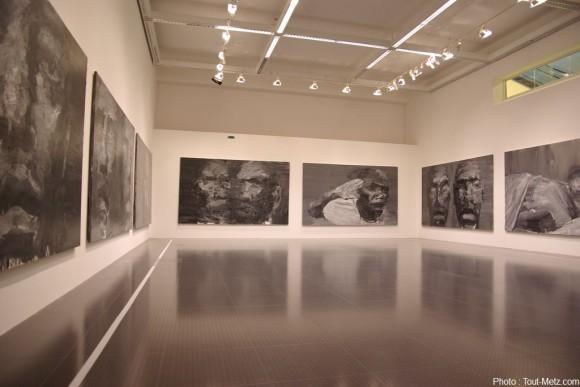 Phares, l'exposition temporaire de longue durée du Centre Pompidou-Metz, visible jusqu'en 2016.